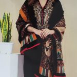 Chinyere Replica D-05 Lawn 3pc Suit