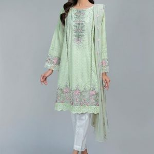 Maria. B. Replica MKD-126A Lawn 3pc Suit