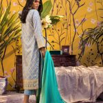 Banarsi v5-03 Lawn 3pc Suit