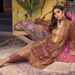 Banarsi v5-06 Lawn 3pc Suit